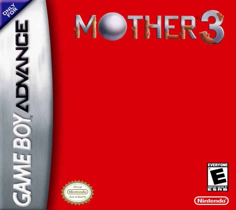 Best GBA Games - Mother 3