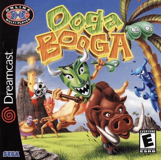 Best Dreamcast Games - Ooga Booga
