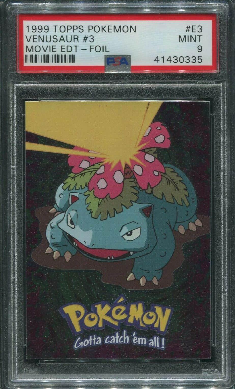 Venusaur Collectors Card