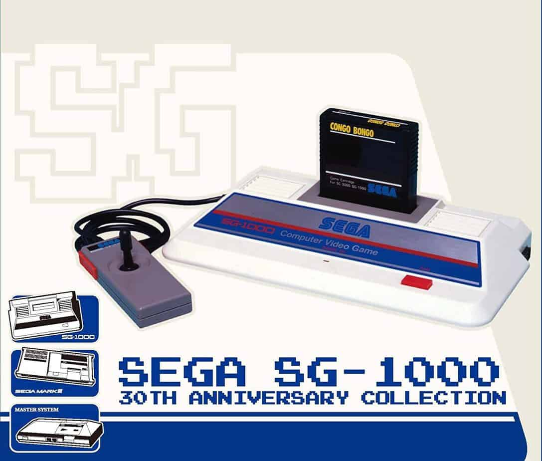 SG-1000 Mini classic collection