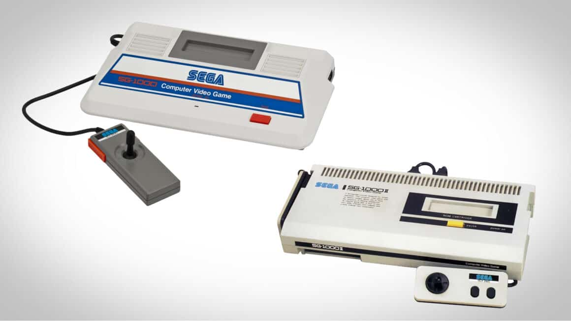 Which SG-1000 Mini controller will we see, the joystick from the original console, or the game pad from the Mark II evolution.