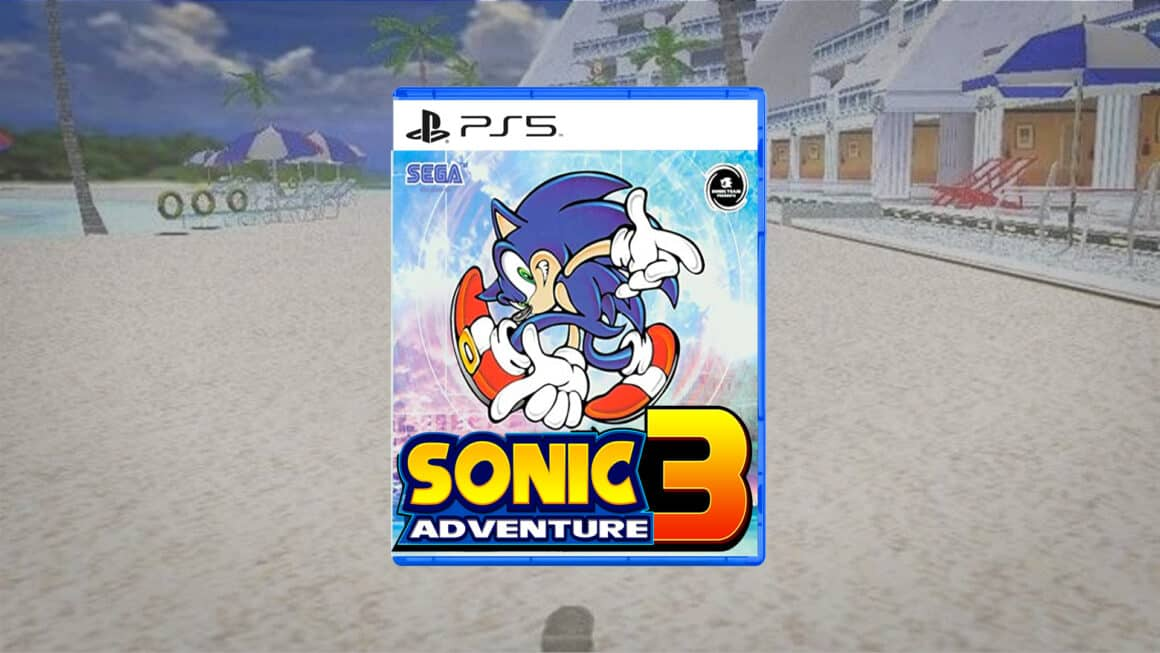 New Sonic Game - Sonic Adventure 3 for the PS5