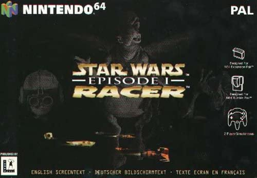 Best N64 Games - Star Wars Episode 1: Racer