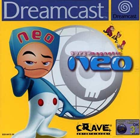 best Dreamcast games - Super Magnetic Neo