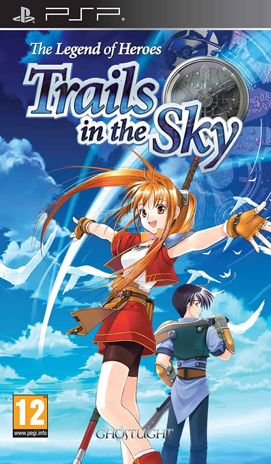 Best PSP RPGs - The Legend of Heroes: Trails in the sky