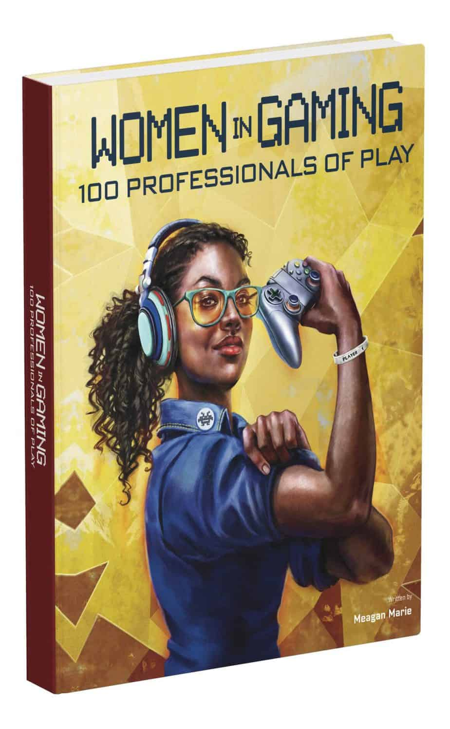 Best Gaming Books - Women In Gaming: 100 Professionals In Play