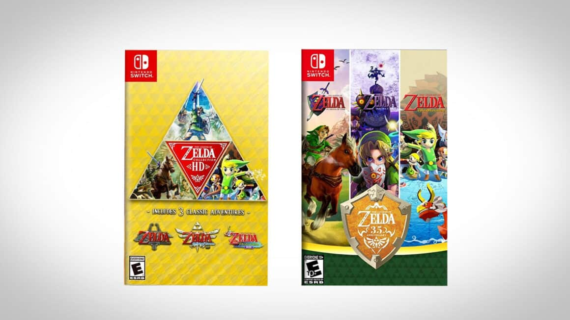 New Zelda Game - 35th Anniversary Edition