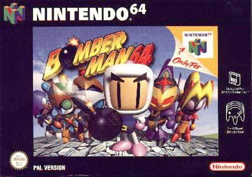 Best N64 Games - Bomberman 64