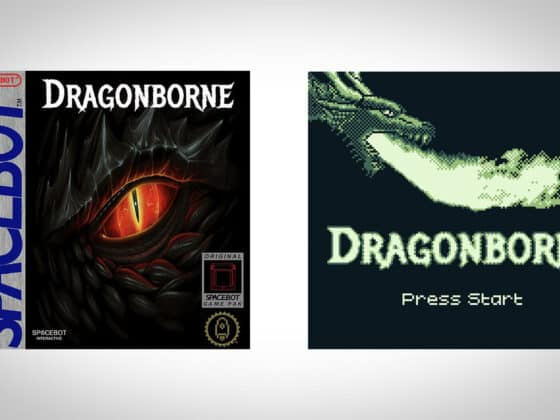 dragonborne gameboy