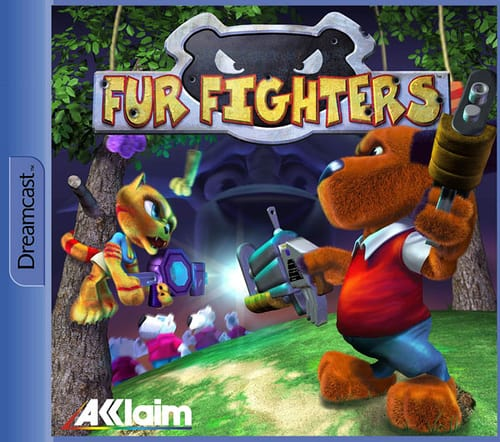 Best Dreamcast Games - Fur Fighters