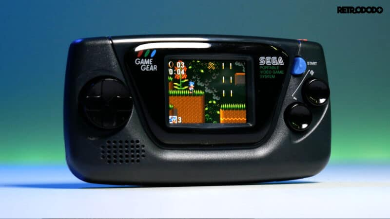 game gear micro front