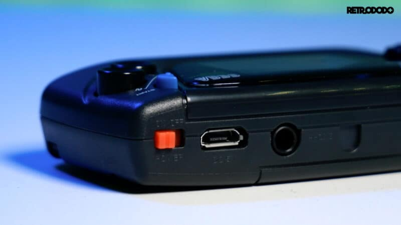 game gear micro ports