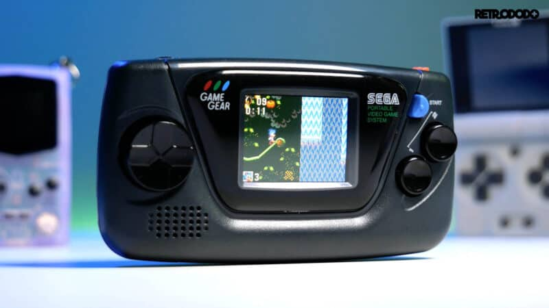 game gear micro handheld
