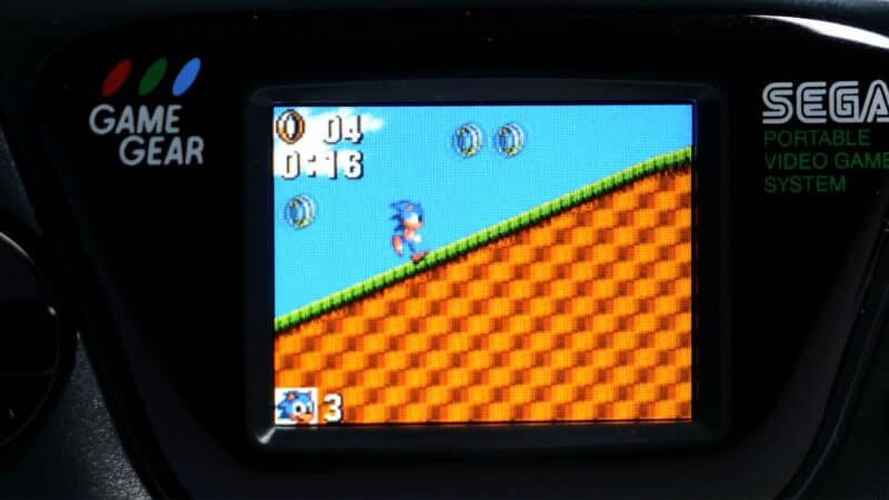 game gear micro screen