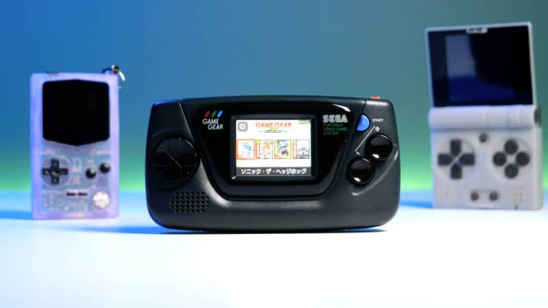game gear mini