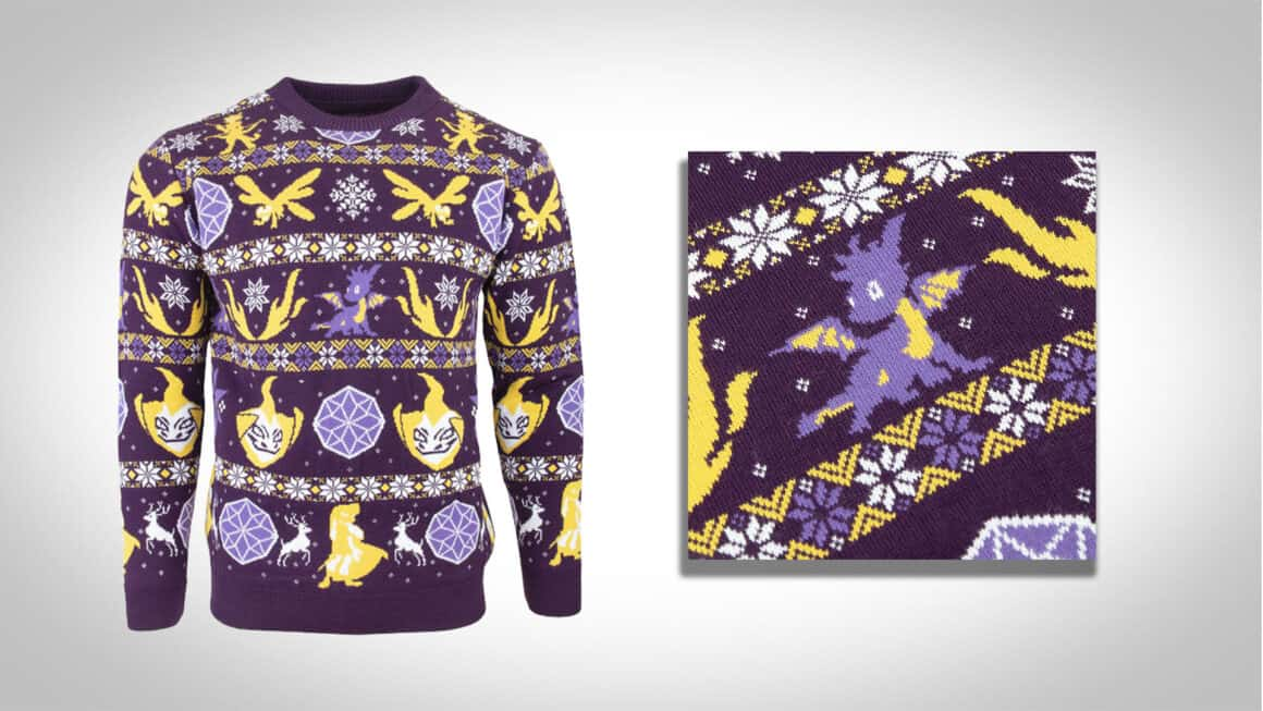 spyro christmas jumper