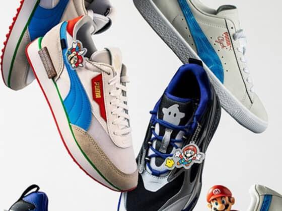 super mario all stars shoes