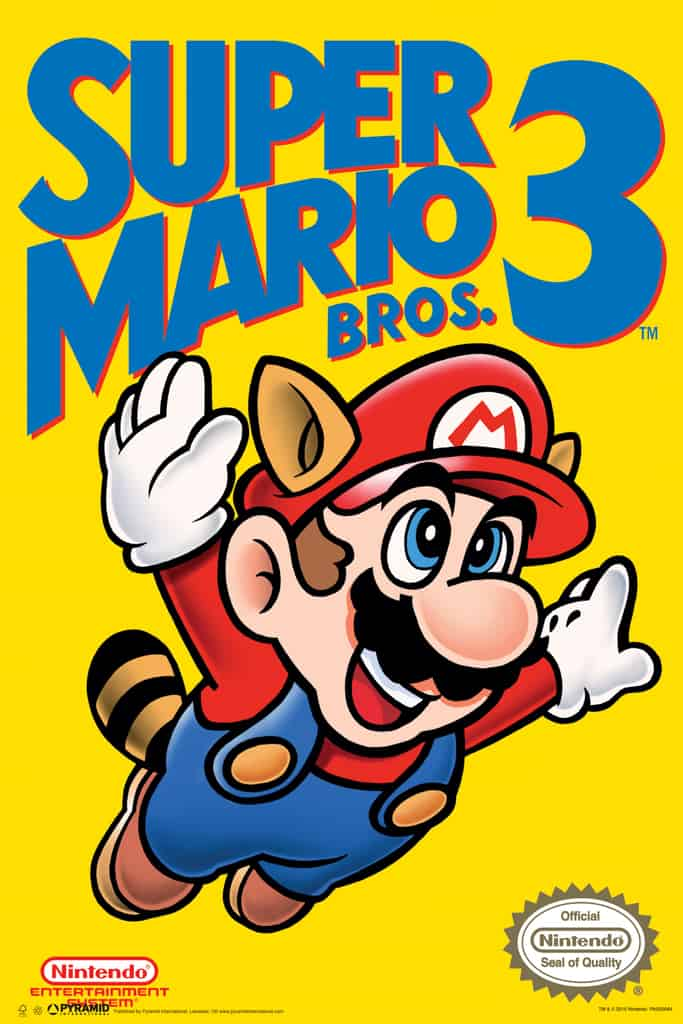 Best Mario Games - Super Mario 3