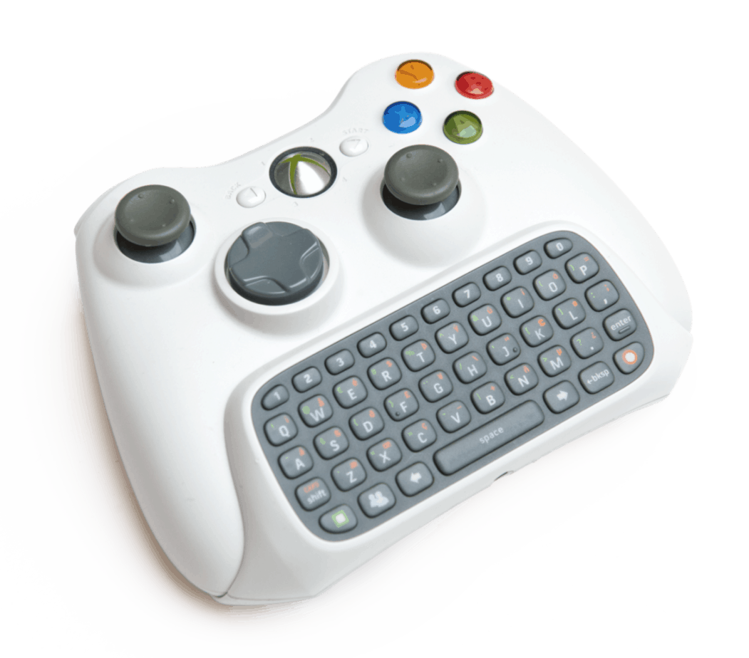 Best Xbox 360 Accessories - Xbox 3660 Controller messenger pad
