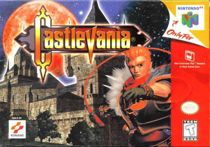 Best N64 Games - Castelvania
