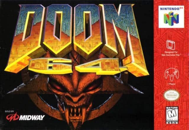 Best N64 Games - Doom 64
