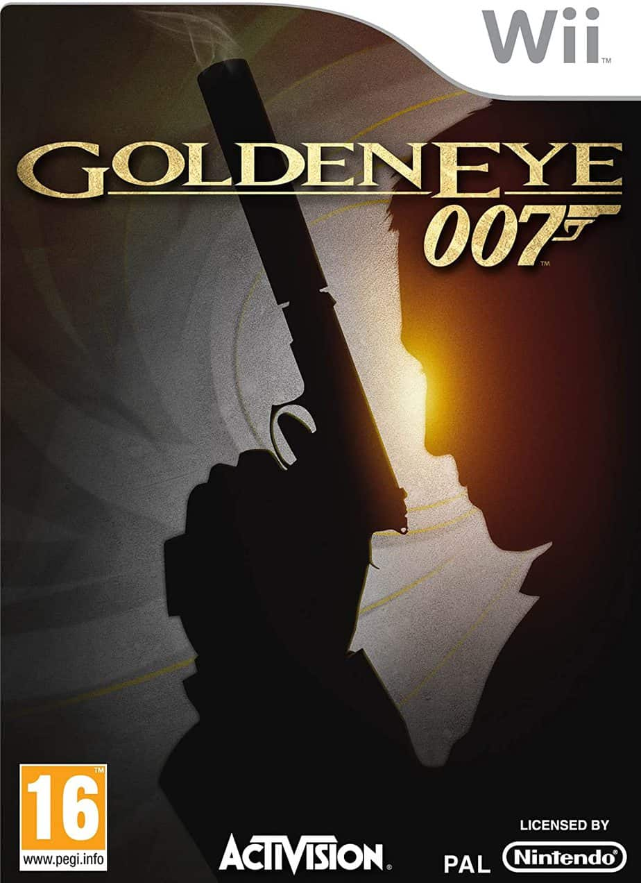 Best Nintendo Wii Games - Goldeneye 007