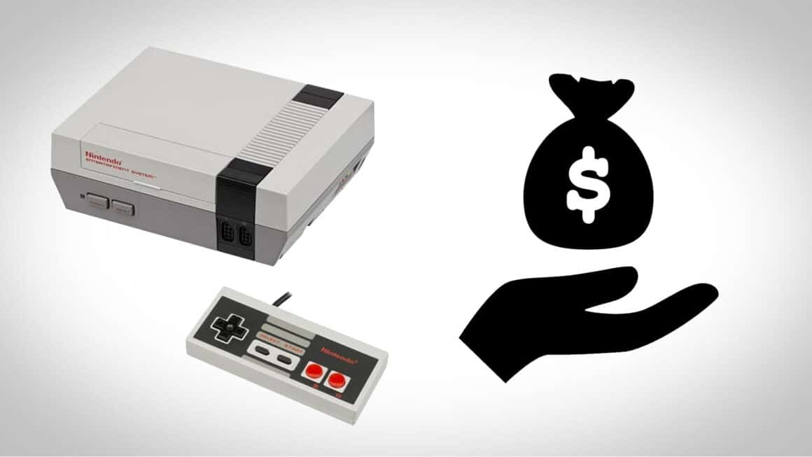 How much is a NES worth