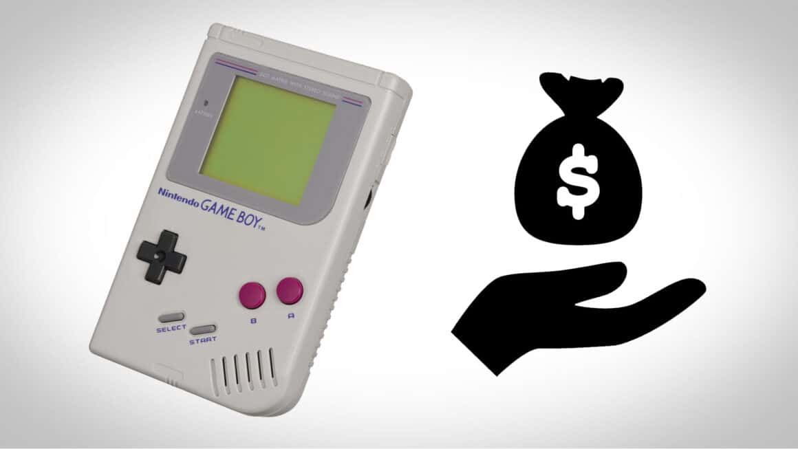 How much is a Game Boy worth