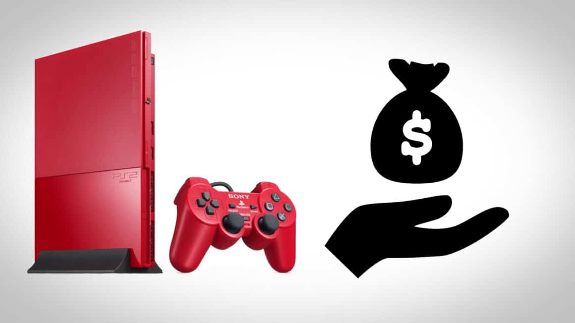 How much is a limited edition ps2 worth?