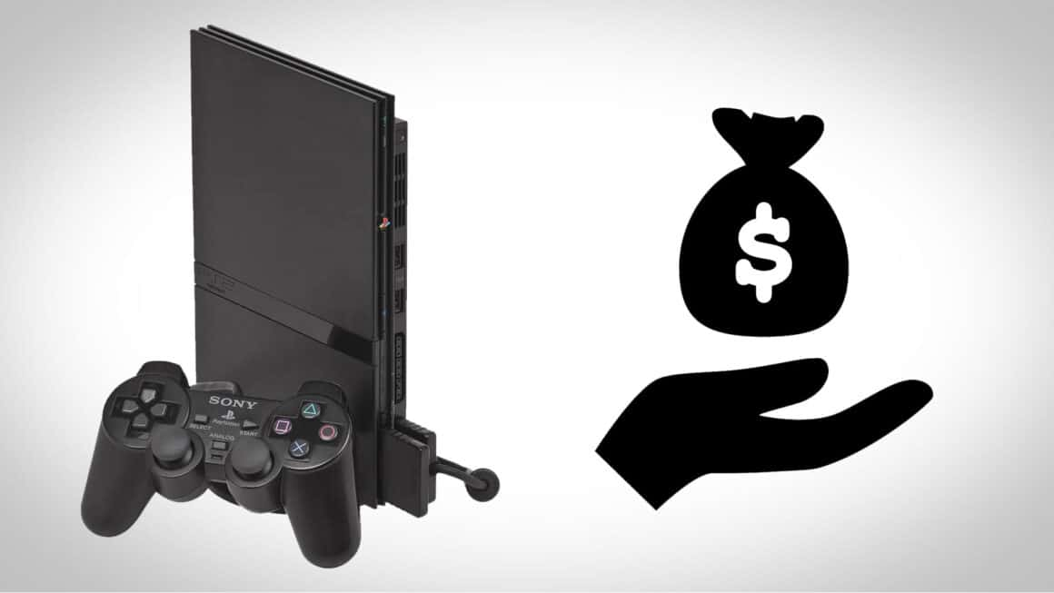 What is a ps2 slim worth?