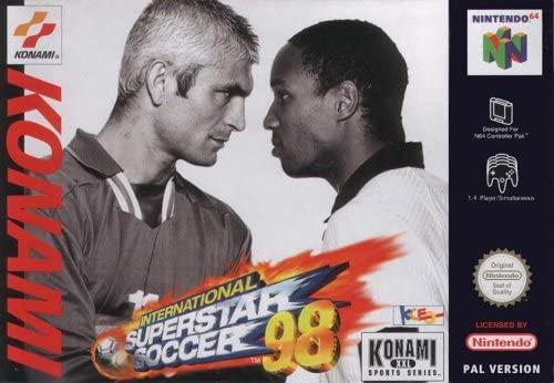 Best N64 Games - International Superstar Soccer 98