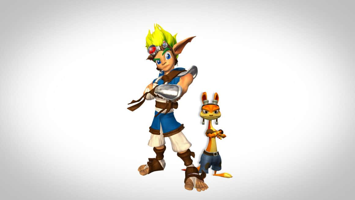 Jak and Daxter - Getting to know the duo