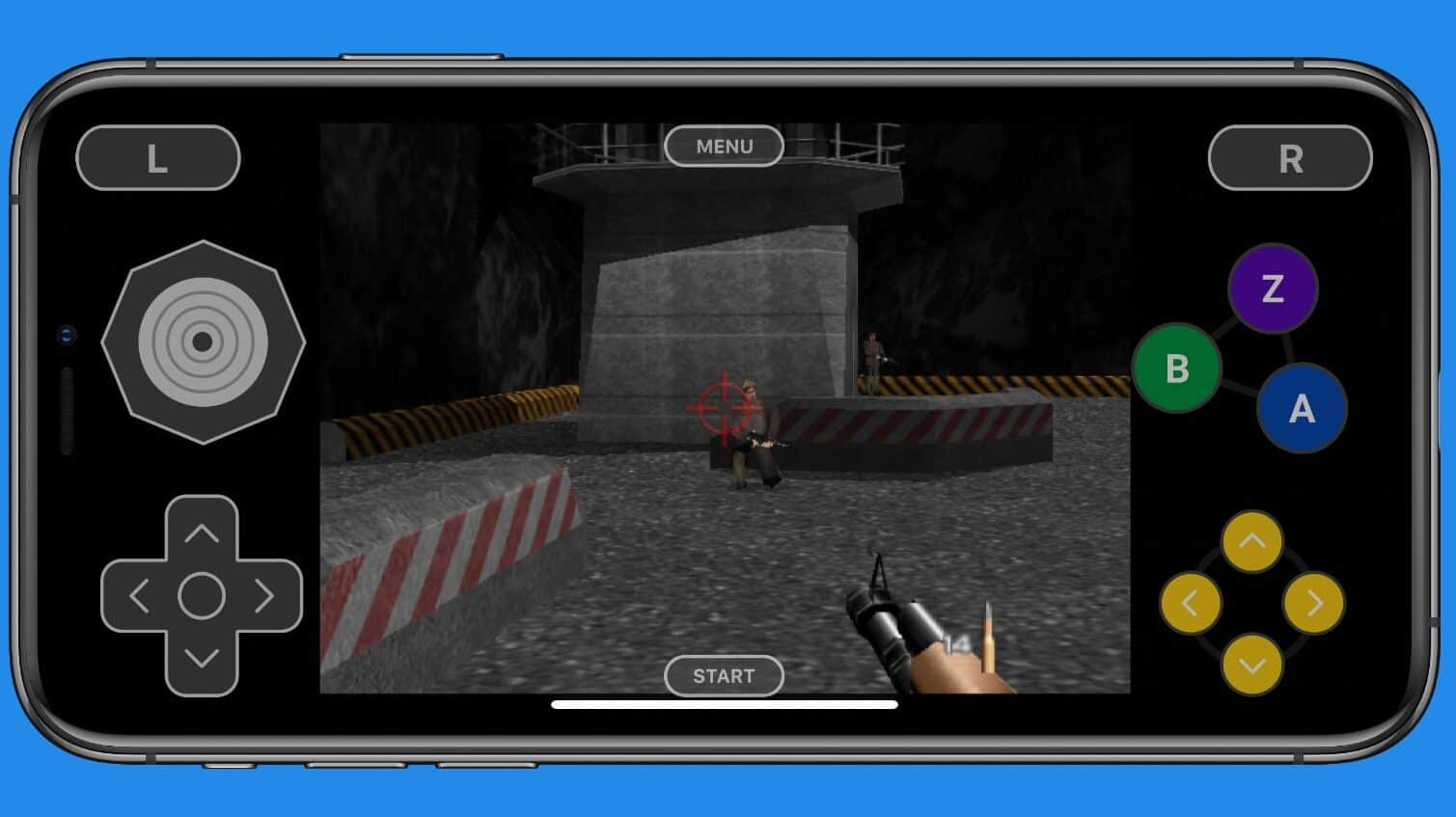 Best N64 Emulators - AltStore/Delta