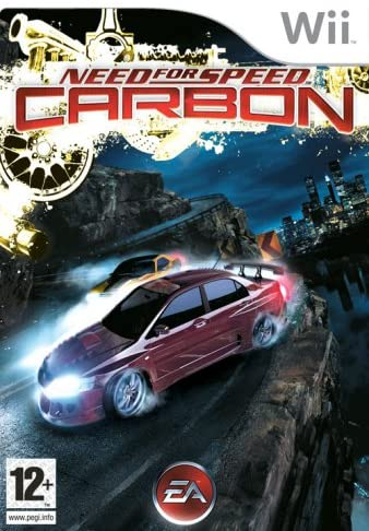Best Nintendo Wii Games - Need For Speed Carbon