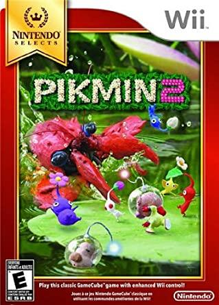 Best Nintendo Wii Games - Pikmin 2