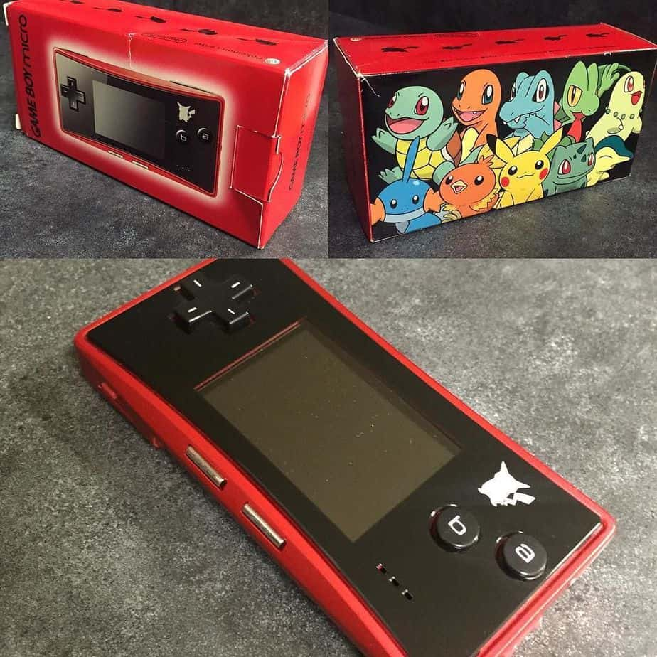 How to buy a Game Boy Micro - Limited Edition