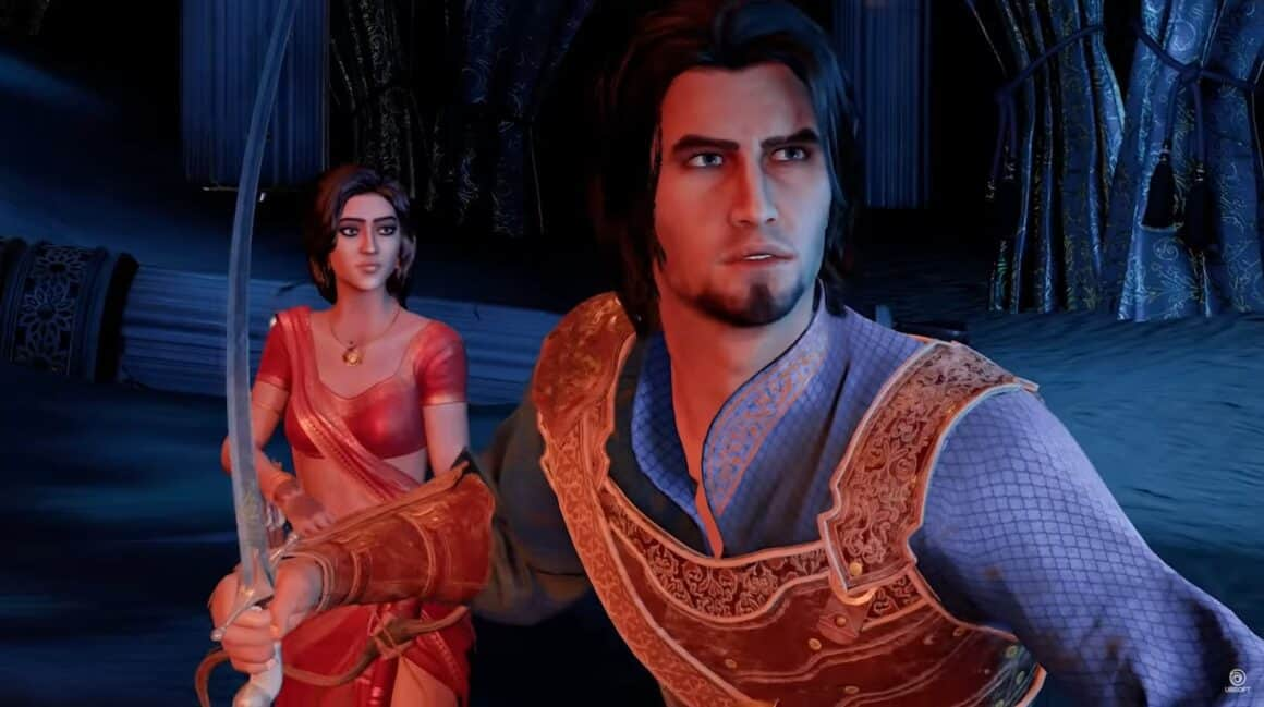 Prince of Persia Remake - Updated graphics for The Sands of Time