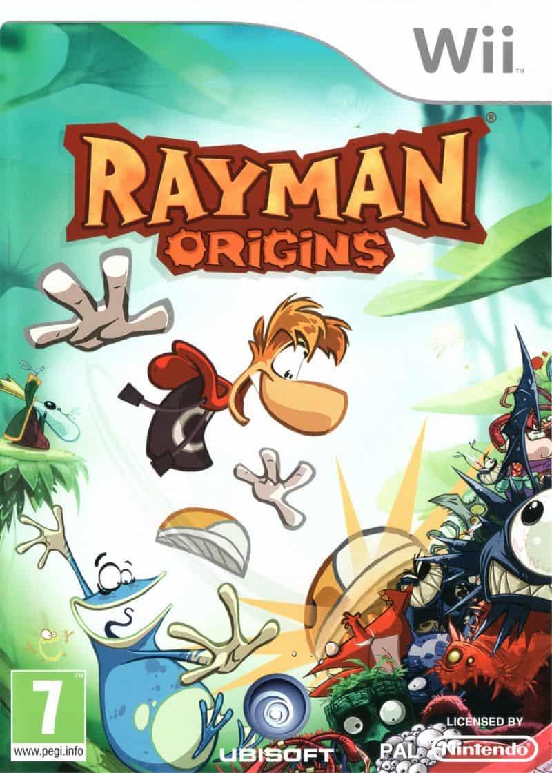 Best Nintendo Wii Games - Rayman Origins