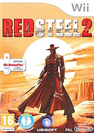 Best Nintendo Wii Games - Red Steel 2