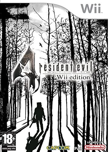 Best Nintendo Wii Games - Resident Evil 4: Wii Edition