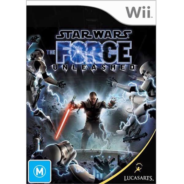 Best Nintendo Wii Games - Star Wars: The Force Unleashed