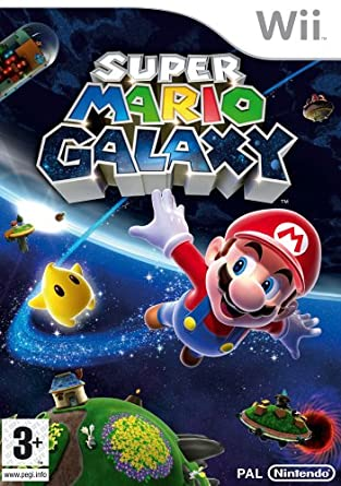 Best Nintendo Wii Games - Super Mario Galaxy