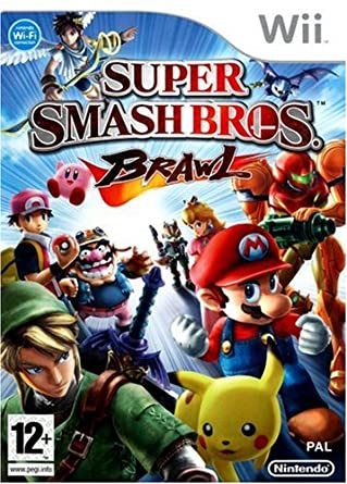 Best Nintendo Wii Games - Super Smash Bros. Brawl
