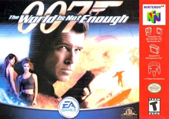 Best N64 Games - The World Is Not Enough