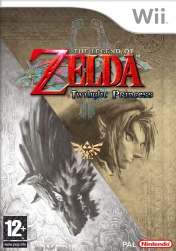 Best Nintendo Wii Games - The Legend Of Zelda: Twilight Princess