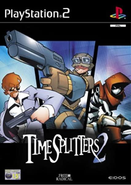 best PS2 games - Timesplitters 2