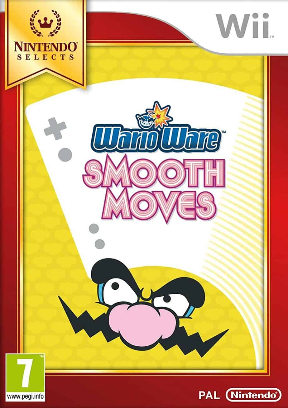 Best Nintendo Wii Games - Wario Ware Smooth Moves