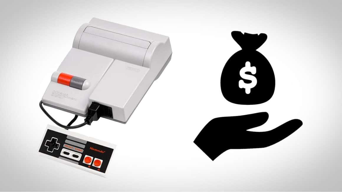 How much is a Top Loader Nes Worth