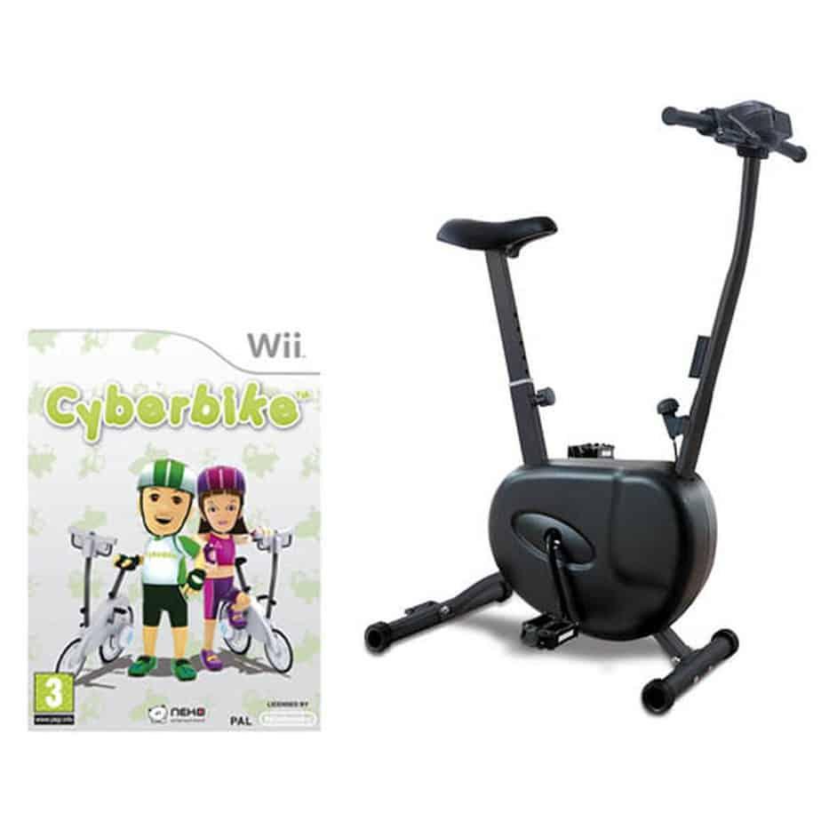 Best Wii Accessories - Wii Cyberbike