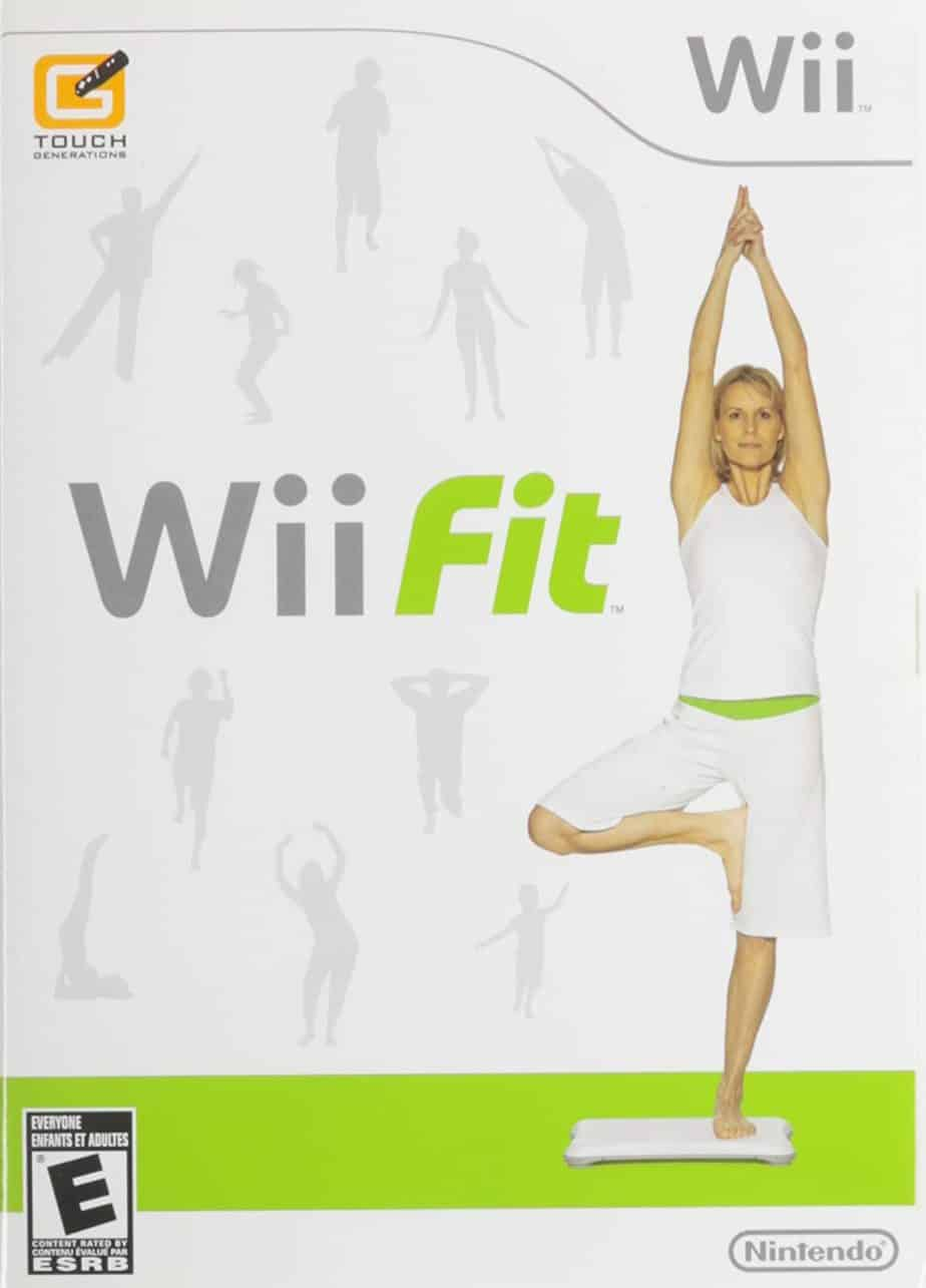 Best Nintendo Wii Games - Wii Fit